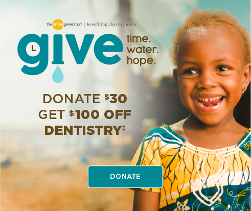 Donate $30, Get $100 Off Dentistry - Tiffany Springs Dental Group and Orthodontics