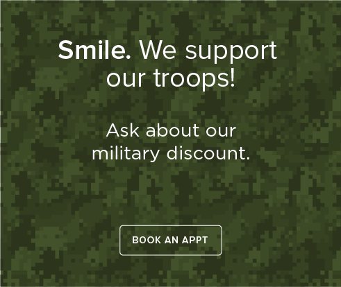 Tiffany Springs Dental Group and Orthodontics - We support our troops