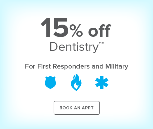 Tiffany Springs Dental Group and Orthodontics - 15% off Dentistry for First Responders and Military